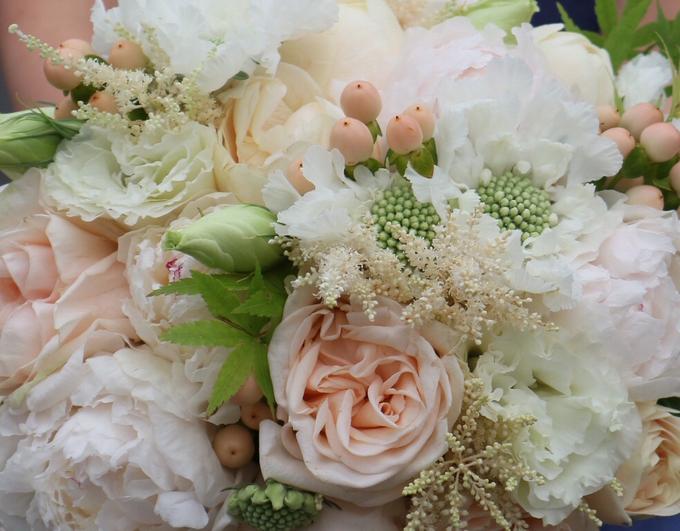 Garden theme wedding - Franciss & U Sun by OollieFlora - 007