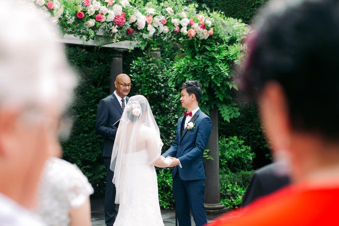 Garden theme wedding - Franciss & U Sun by OollieFlora - 008