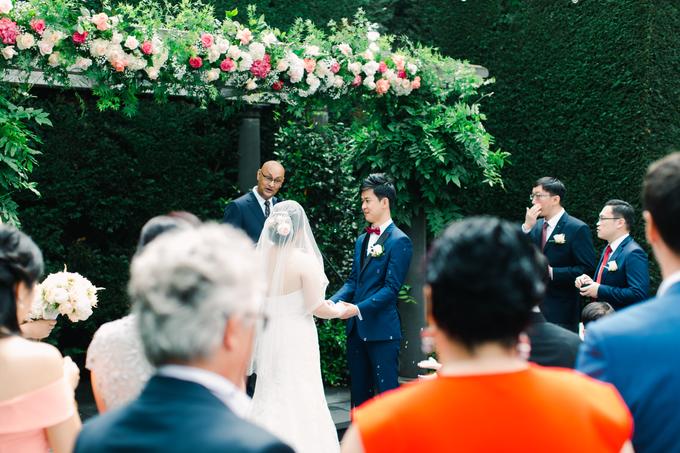 Garden theme wedding - Franciss & U Sun by OollieFlora - 009