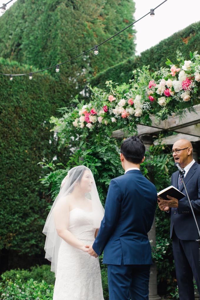 Garden theme wedding - Franciss & U Sun by OollieFlora - 010