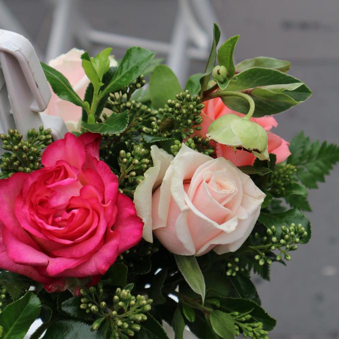 Garden theme wedding - Franciss & U Sun by OollieFlora - 014