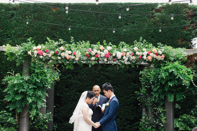 Garden theme wedding - Franciss & U Sun by OollieFlora - 016
