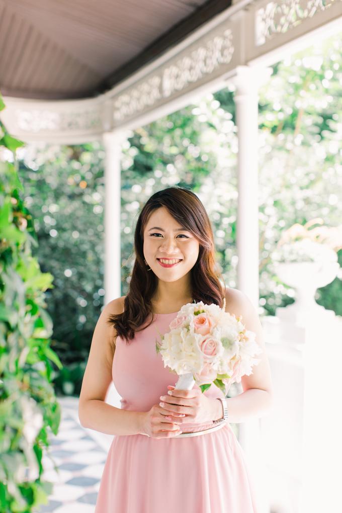Garden theme wedding - Franciss & U Sun by OollieFlora - 020