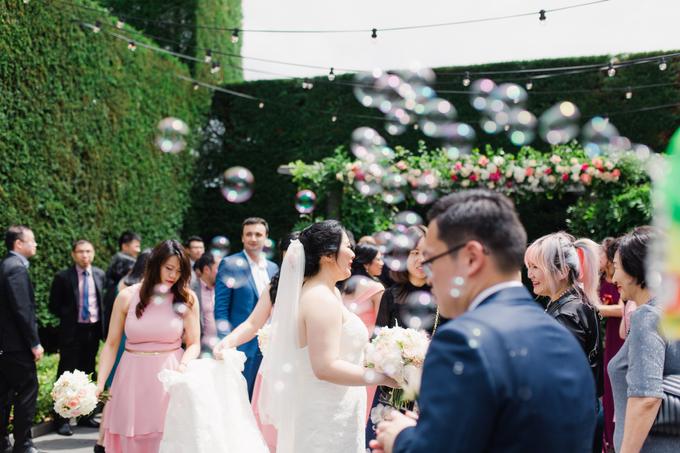 Garden theme wedding - Franciss & U Sun by OollieFlora - 022