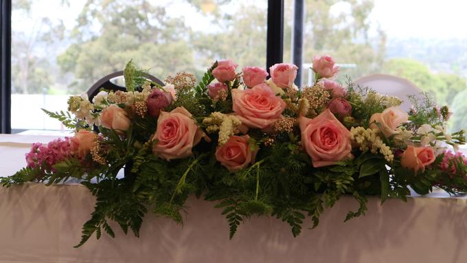 Garden theme wedding - Franciss & U Sun by OollieFlora - 034