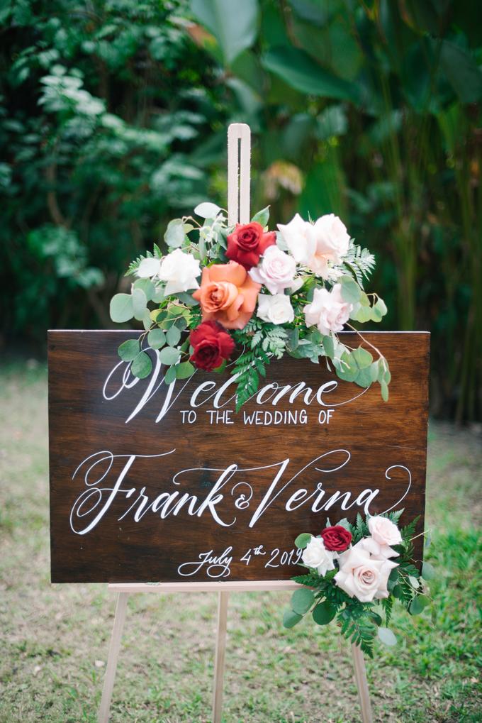 Frank & Verna  - July 4th, 2019 by Yamuna Homemade Pastry & Dietary - 001