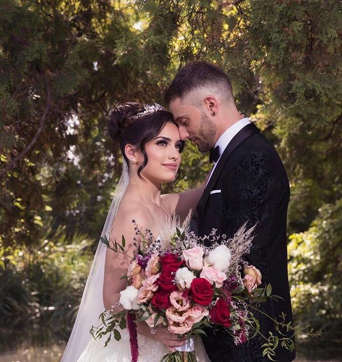 Gorgeous Turkish Wedding - Adil & Nese Karabora by OollieFlora - 011