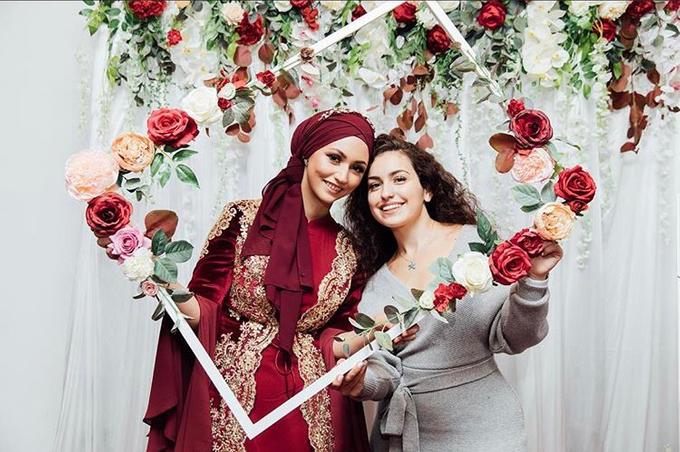 Gorgeous Turkish Wedding - Adil & Nese Karabora by OollieFlora - 012