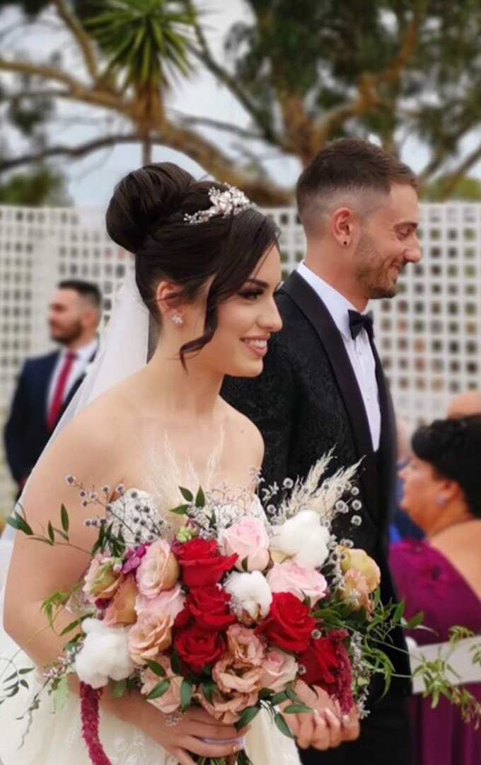 Gorgeous Turkish Wedding - Adil & Nese Karabora by OollieFlora - 014