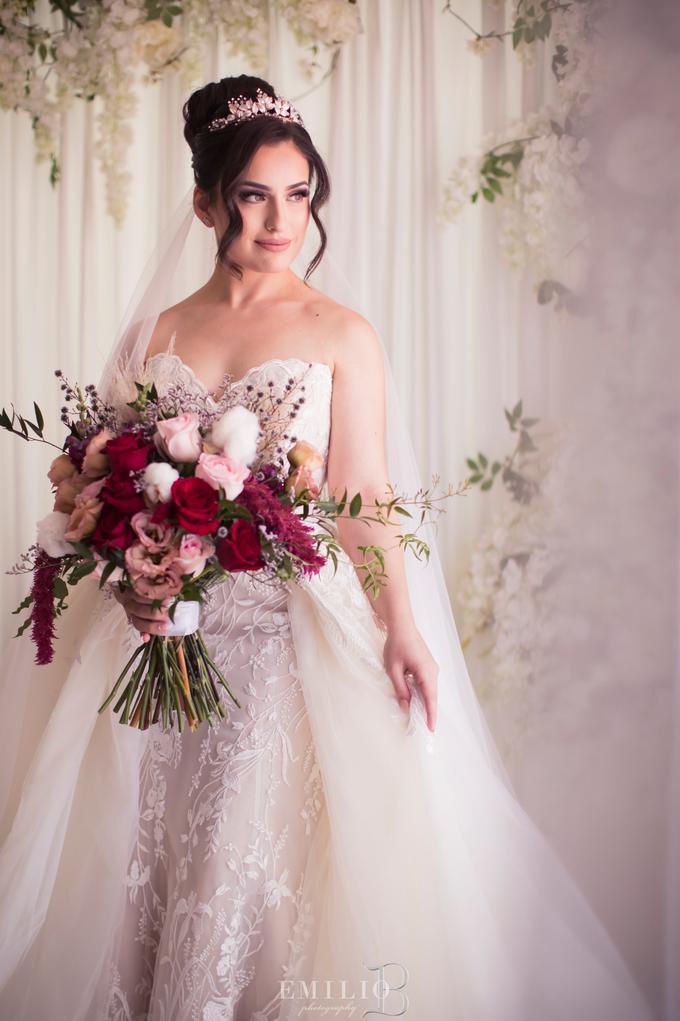 Gorgeous Turkish Wedding - Adil & Nese Karabora by OollieFlora - 016