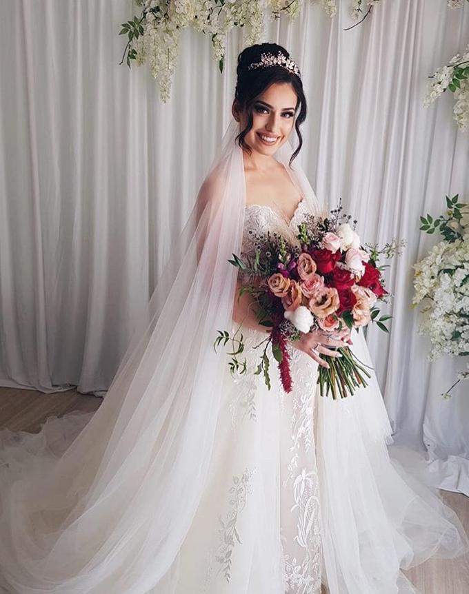 Gorgeous Turkish Wedding - Adil & Nese Karabora by OollieFlora - 015