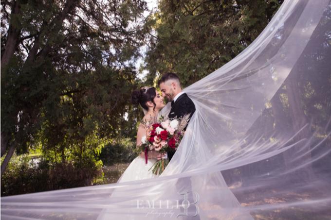 Gorgeous Turkish Wedding - Adil & Nese Karabora by OollieFlora - 017