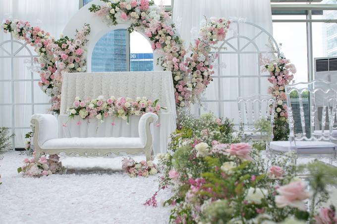 Wedding of Shuan & Melisa by OollieFlora - 004