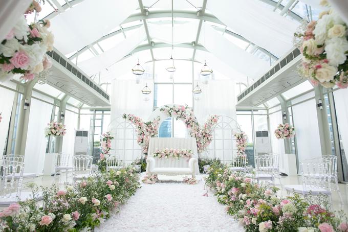 Wedding of Shuan & Melisa by OollieFlora - 002