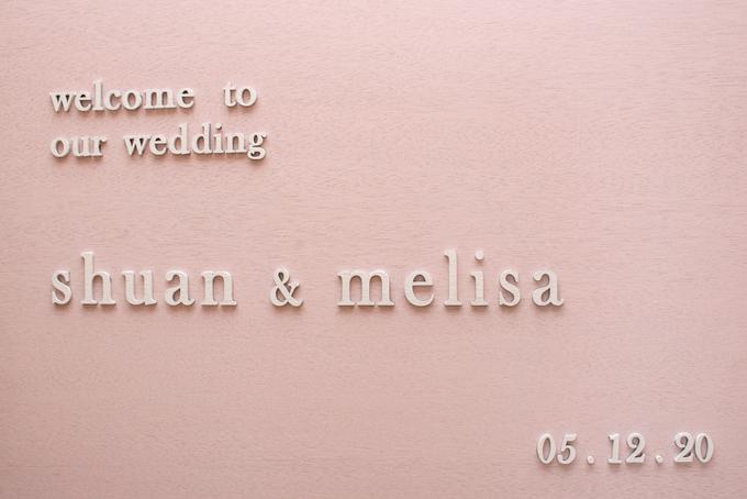 Wedding of Shuan & Melisa by OollieFlora - 008