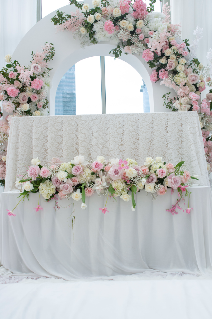Wedding of Shuan & Melisa by OollieFlora - 006