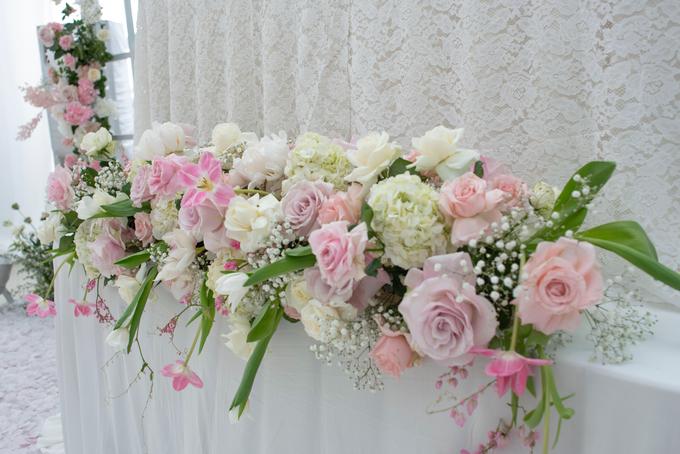 Wedding of Shuan & Melisa by OollieFlora - 007