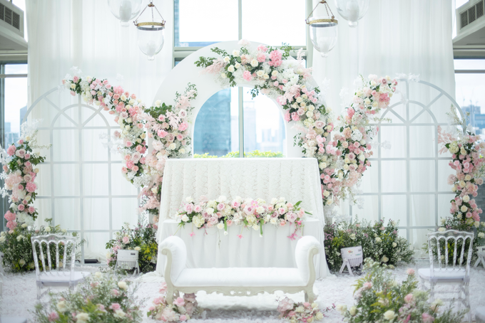 Wedding of Shuan & Melisa by OollieFlora - 013