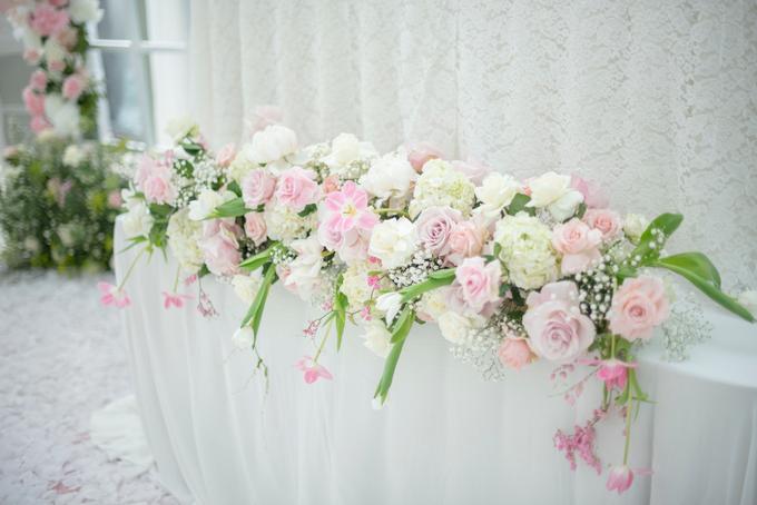 Wedding of Shuan & Melisa by OollieFlora - 014