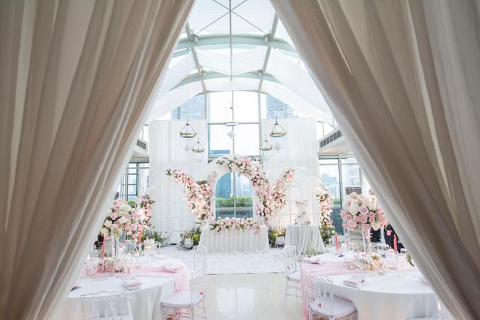Wedding of Shuan & Melisa by OollieFlora - 032