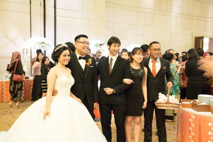 Wedding Andrianto & Melisa by Red Hat Organizer - 003