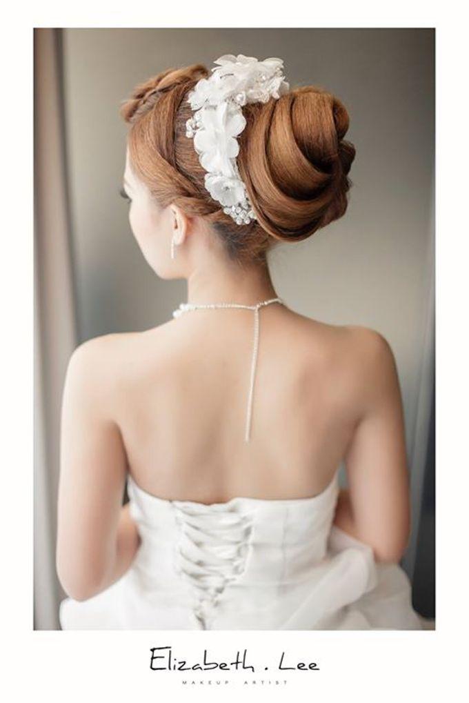 Wedding Day Bride Makeup Service by Elizabeth Lee Makeup Artist - 022
