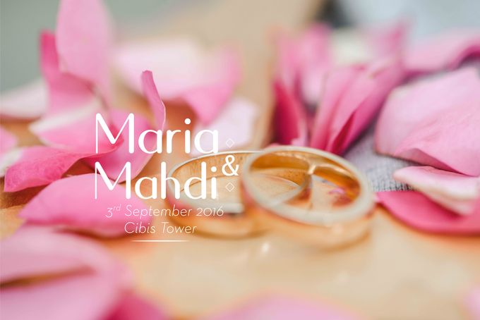 Maria & Mahdi | Wedding by Kotak Imaji - 001