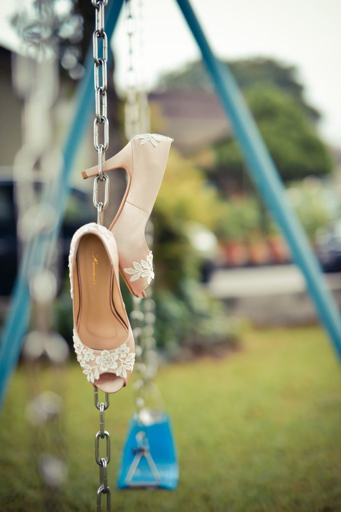 Bride May San Lee by Moments Shoe - 004