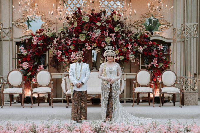 THE WEDDING OF TIRANI & YUZIN by THE HIVE BUMI PANCASONA - 001