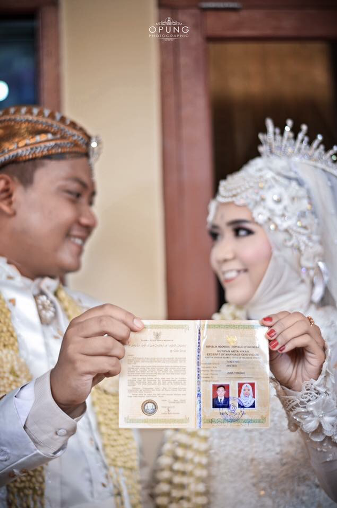 Pras & Tia Wedding by OPUNG PHOTOGRAPHIC - 003