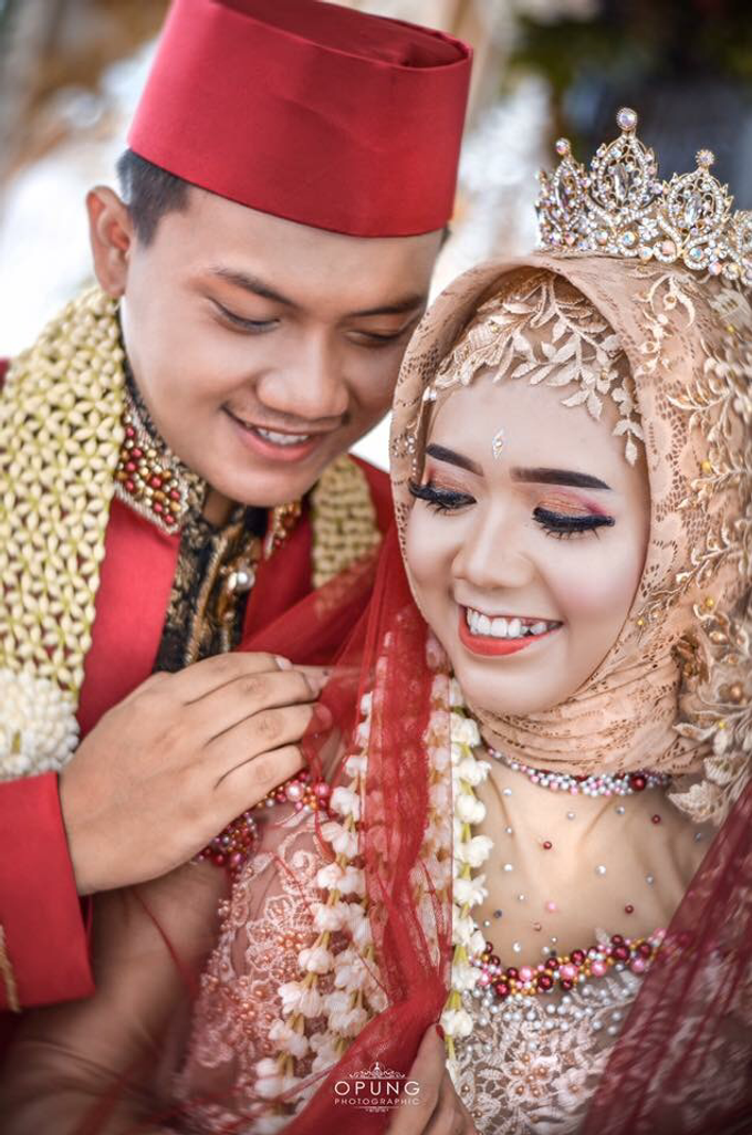 Pras & Tia Wedding by OPUNG PHOTOGRAPHIC - 004