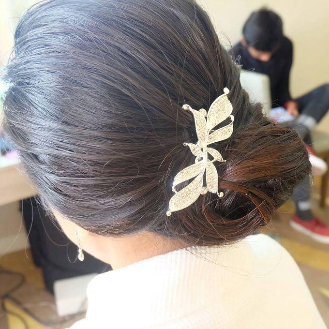 Hair by Diana May Makeup Artistry - 002