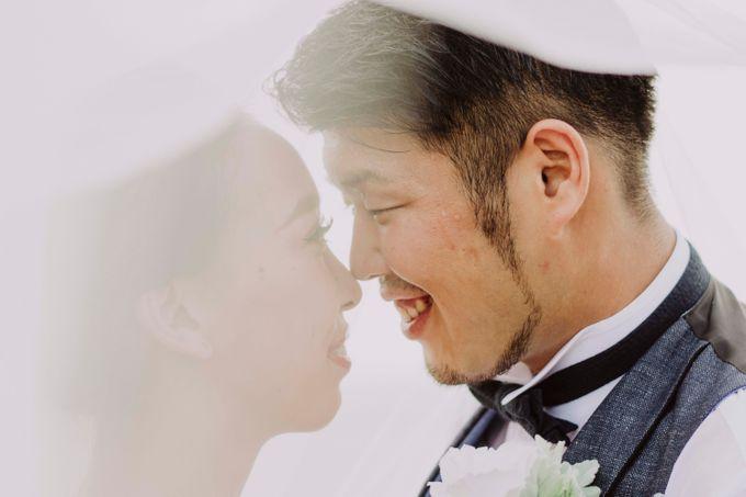 Hiro & Ai Pre-Wedding Session In Tegal Wangi Beach by Satrya Photography - 010