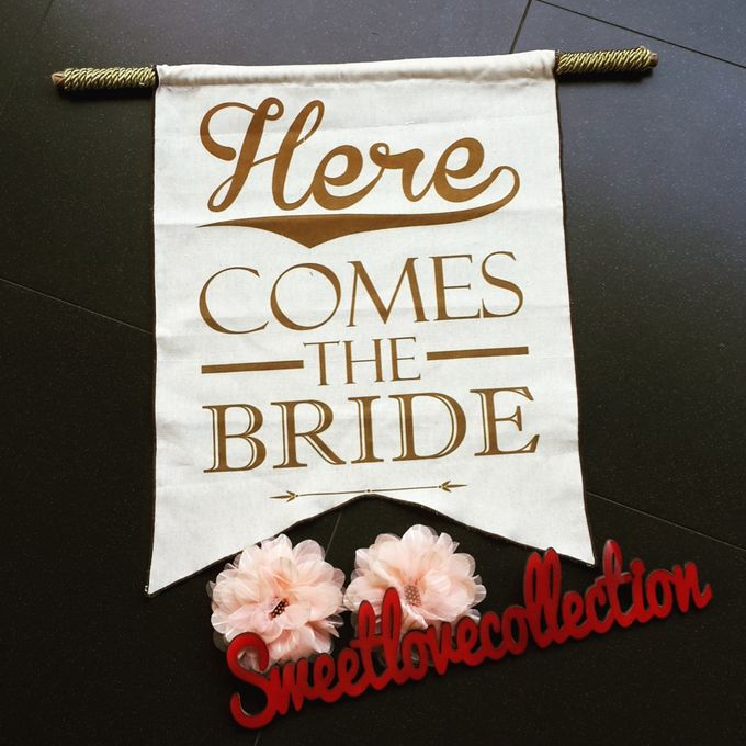 Wedding Flag by Sweetlovecollection - 018