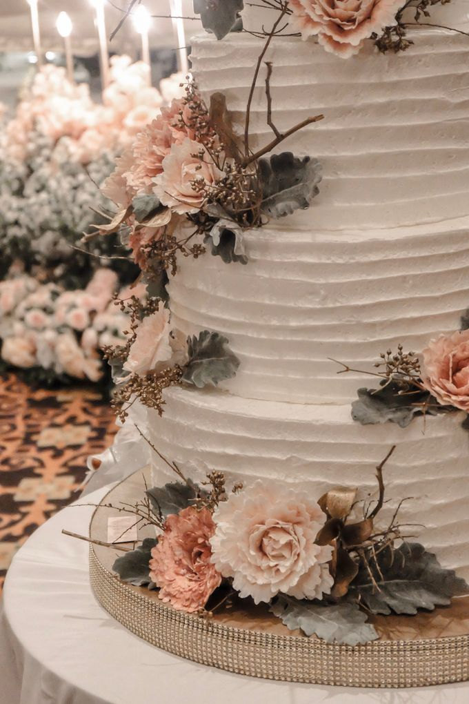 The Wedding of Winson & Jennifer by KAIA Cakes & Co. - 023