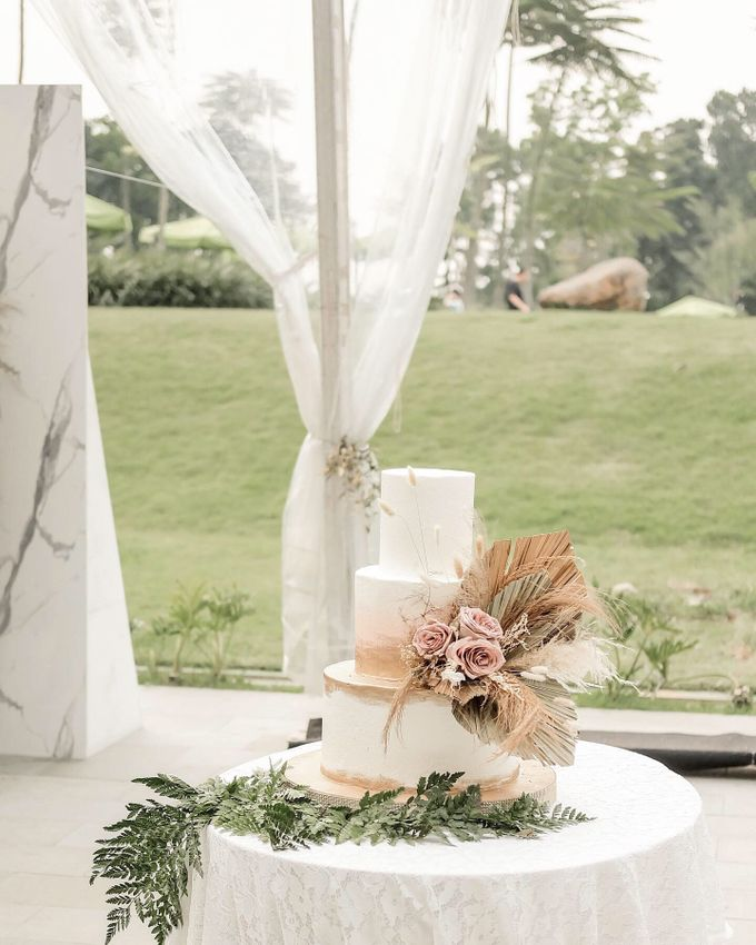 The Wedding of Jack & Irene by KAIA Cakes & Co. - 003