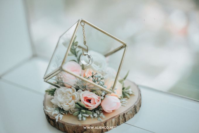 The Wedding of Ade & Ricky by Simple Wedding Organizer - 011