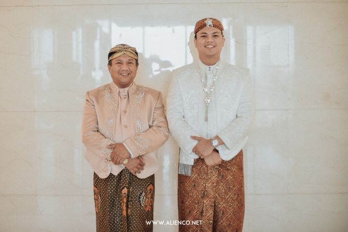The Wedding of Ade & Ricky by Simple Wedding Organizer - 017