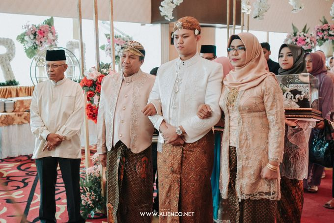 The Wedding of Ade & Ricky by Simple Wedding Organizer - 020