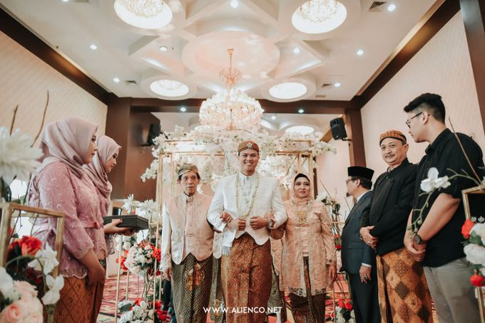 The Wedding of Ade & Ricky by Simple Wedding Organizer - 022