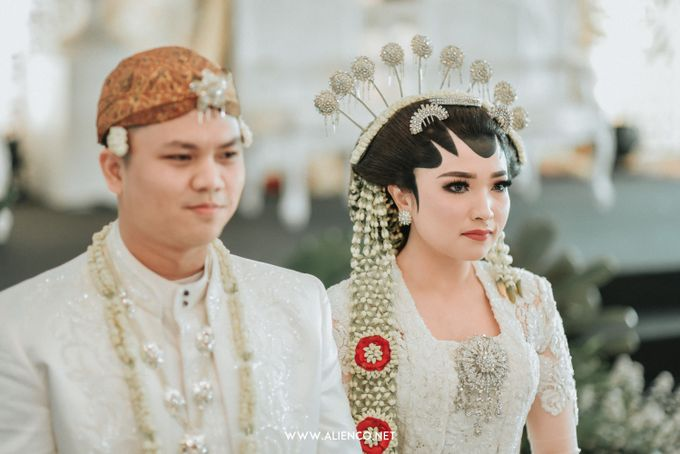 The Wedding of Ade & Ricky by Simple Wedding Organizer - 024