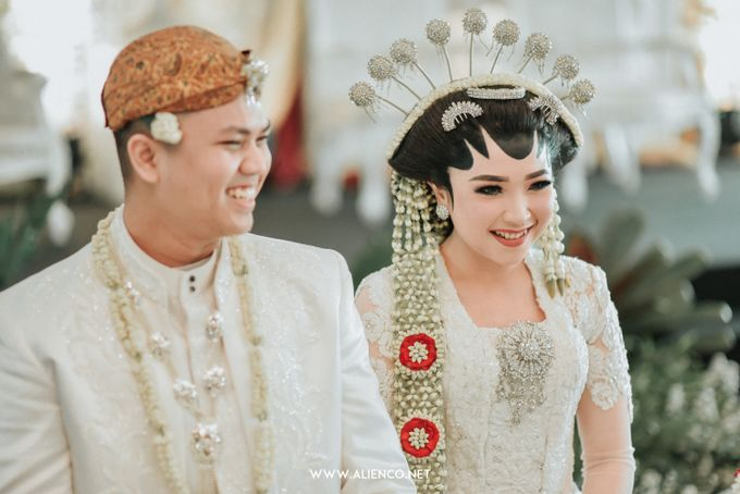 The Wedding of Ade & Ricky by Simple Wedding Organizer - 026