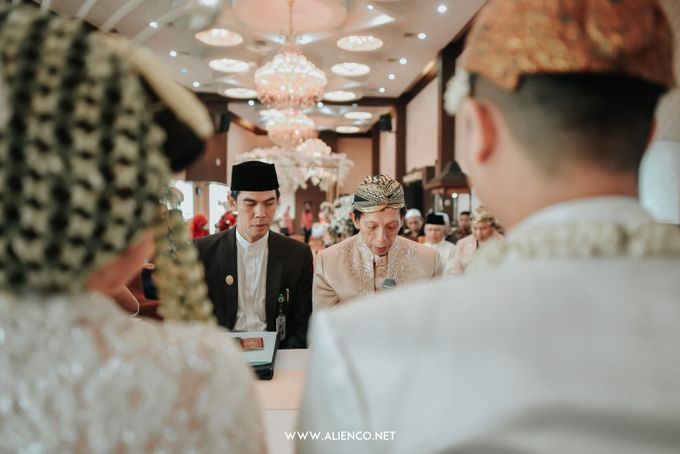 The Wedding of Ade & Ricky by Simple Wedding Organizer - 027