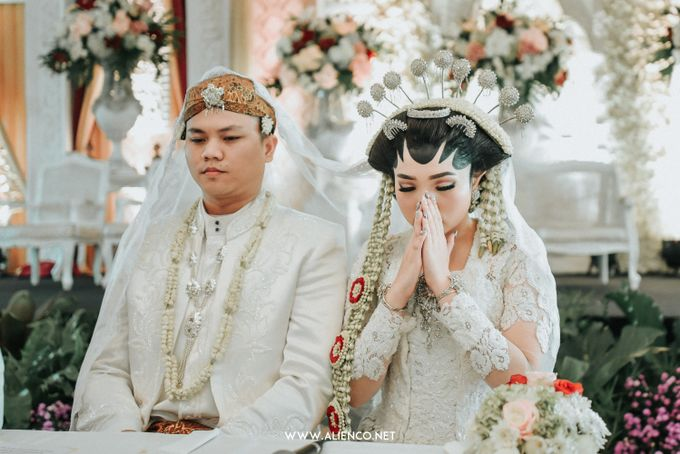 The Wedding of Ade & Ricky by Simple Wedding Organizer - 028