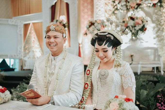 The Wedding of Ade & Ricky by Simple Wedding Organizer - 032