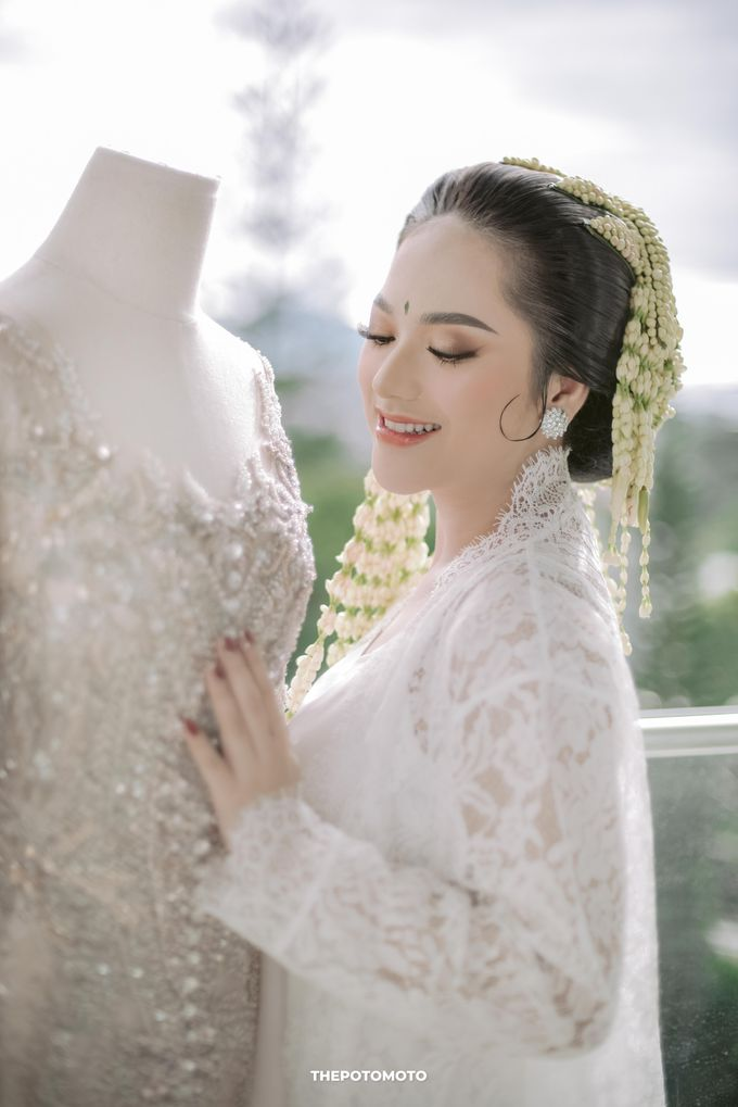 Nabila Harits Akad Nikah by Chandira Wedding Organizer - 005