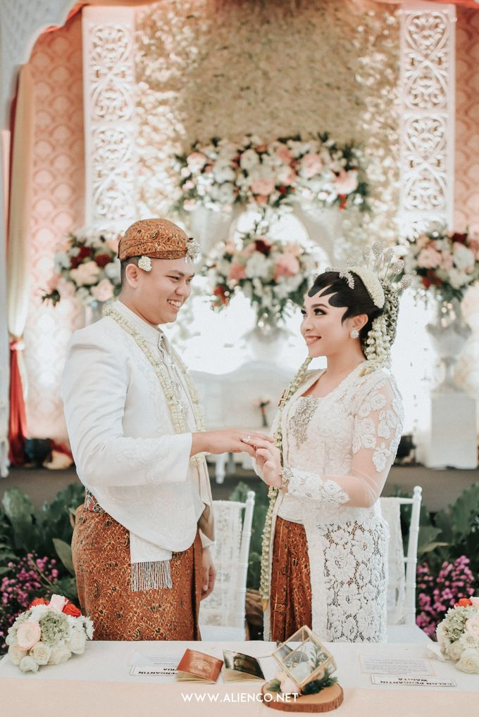 The Wedding of Ade & Ricky by Simple Wedding Organizer - 031