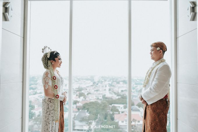 The Wedding of Ade & Ricky by Simple Wedding Organizer - 034