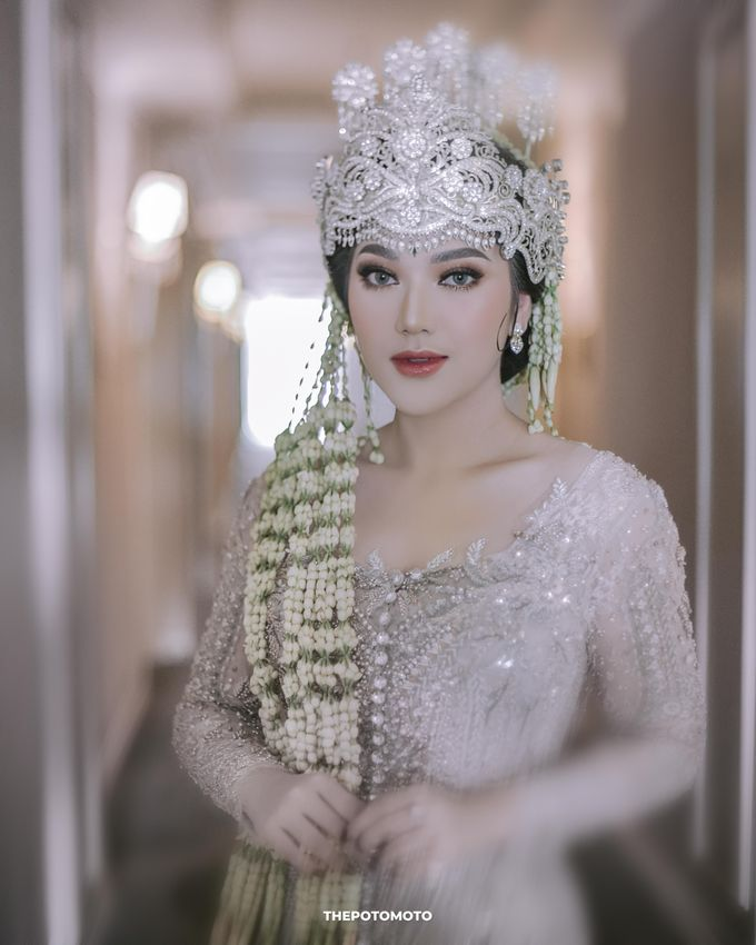 Nabila Harits Akad Nikah by Chandira Wedding Organizer - 019