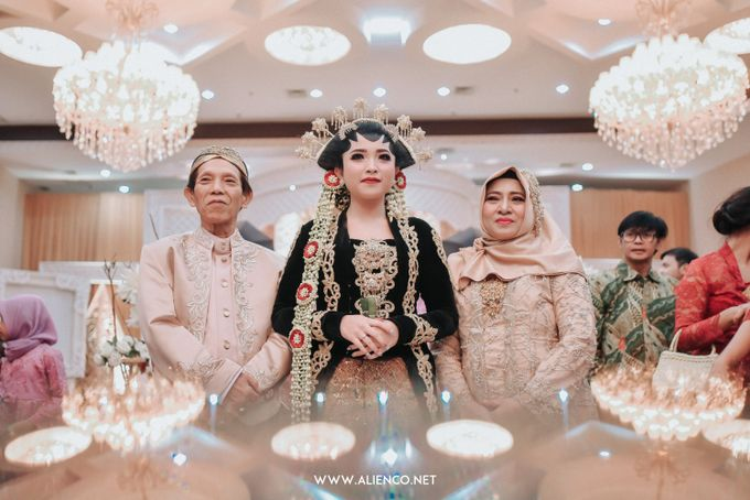 The Wedding of Ade & Ricky by Simple Wedding Organizer - 037